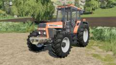 Ursus 1634 with other tires to choose para Farming Simulator 2017