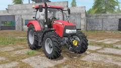 Case IH Maxxum 110 CVX improved mirrors para Farming Simulator 2017