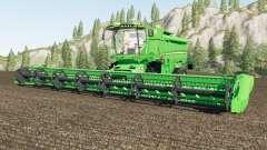 John Deere S700 EU para Farming Simulator 2017