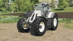 Fendt 900 Vario wheel weights at the MItas para Farming Simulator 2017