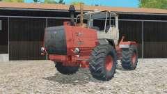 T-150K macio cor vermelha para Farming Simulator 2015