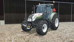 Steyr 4115 Multi multicolor para Farming Simulator 2015