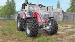 Fendt 900 Vario higher speed para Farming Simulator 2017