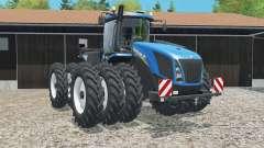 New Holland T9.565 triple row para Farming Simulator 2015