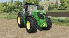 John Deere 6R-series pack para Farming Simulator 2017