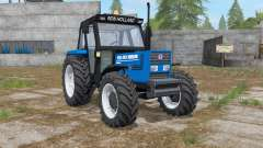 New Holland 110-90 science blue para Farming Simulator 2017