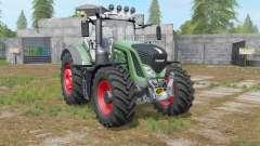 Fendt 900 Vario added extra worklight para Farming Simulator 2017