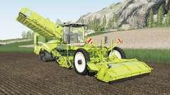 Grimme Varitron 470 Platinum Terra Trac para Farming Simulator 2017