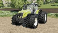 Massey Ferguson 8700 wide tire options para Farming Simulator 2017