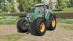 Fendt 800 Vario TMS rim color support para Farming Simulator 2017