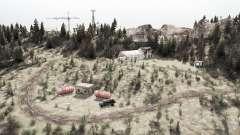 Floresta 10 para MudRunner