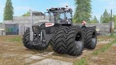 Claas Xerion 3800 Trac VC double wheels para Farming Simulator 2017