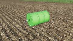 Barrel weight 500 kg. para Farming Simulator 2017