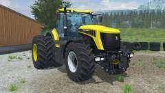 JCB Fastrac 8310 dual rear wheels para Farming Simulator 2013