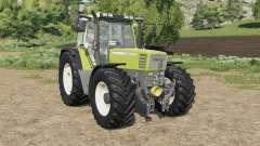 Fendt Favorit 500 C Turboshift optimized para Farming Simulator 2017