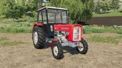 Ursus C-360 electric crimson para Farming Simulator 2017
