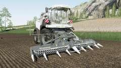Krone BiG X 580&1100 para Farming Simulator 2017