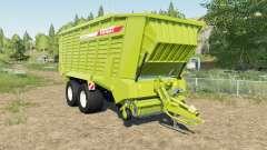 Fendt Tigo XR 75 D multifruit para Farming Simulator 2017