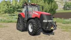 Case IH Magnum 300 CVX with choice wheels para Farming Simulator 2017