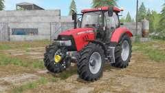 Case IH Maxxum configuration options engine para Farming Simulator 2017