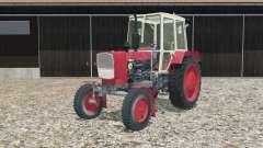 UMZ-6КЛ em vermelho para Farming Simulator 2015