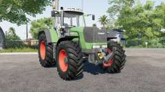 Fendt 900 Vario TMS animated hydraulics para Farming Simulator 2017