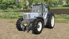 Fendt Favorit 500 C color choice added para Farming Simulator 2017