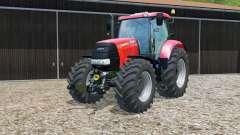 Case IH Puma 230 CVX pigment red para Farming Simulator 2015