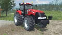 Case IH Magnum 370 CVX digital speedometer para Farming Simulator 2013