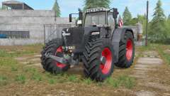 Fendt 930 Vario TMS Preto Beautỿ para Farming Simulator 2017