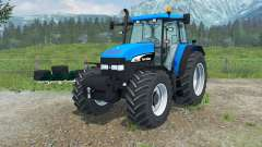 New Holland TM 190 manual ignition para Farming Simulator 2013