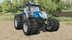 New Holland T6-series Blue Power para Farming Simulator 2017