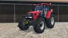 Case IH CVX 175 front loader console para Farming Simulator 2015