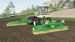 Krone BiG M 500 no errors para Farming Simulator 2017