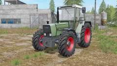 Fendt Farmer 307&309 LSA Turbomatik para Farming Simulator 2017