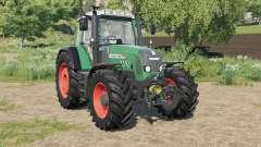 Fendt 800 Vario TMS hose system installed para Farming Simulator 2017