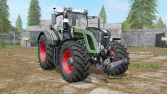 Fendt 936 Vario wheels selection para Farming Simulator 2017