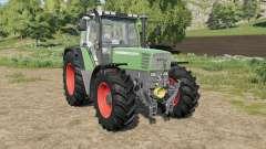Fendt Favorit 511&515 C Turboshift para Farming Simulator 2017
