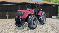 MTZ-3022ДЦ.1 Bielorrússia um realista roda marcas para Farming Simulator 2015