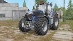 Deutz-Fahr Serie 9 TTV Agrotron Winter Edition para Farming Simulator 2017