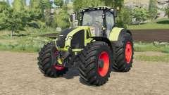 Claas Axion 900 rim color para Farming Simulator 2017