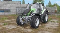 Valtra T234 malachite para Farming Simulator 2017