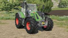 Fendt 700 Vario fruit salad para Farming Simulator 2017