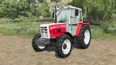 Steyr 8090A Turbo purchasable front weights para Farming Simulator 2017