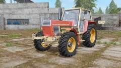 Zetor Crystal 12045 realistic performanc para Farming Simulator 2017