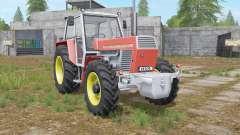 Zetor Crystal 12045 new textures headlights para Farming Simulator 2017