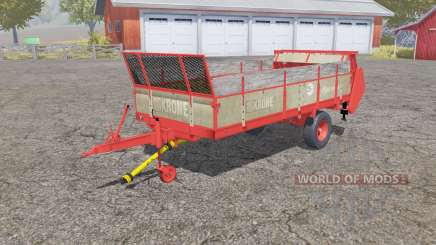 Krone Optimat 5.5 para Farming Simulator 2013