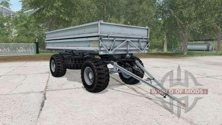 Fortschritt HW 80 mit ackerbereifung para Farming Simulator 2015
