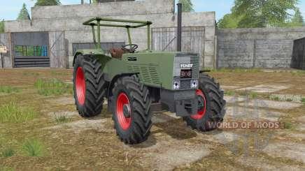 Fendt Favorit Turbomatik pack para Farming Simulator 2017
