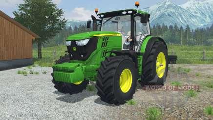 John Deere 6170R & 6210R para Farming Simulator 2013